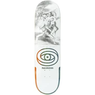 """Madness Donde r7 Deck - 8.5"""""""