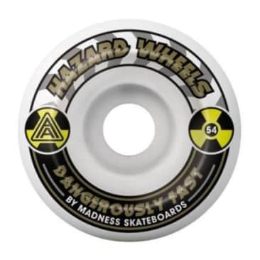 MADNESS - ALARM - CONICAL WHEELS (54MM)
