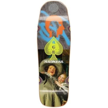 """MADNESS - ACE BLUNT R7 DECK (10"""")"""