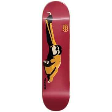 """ALMOST - YOUNESS ANIMALS R7 DECK (8.25"""")"""