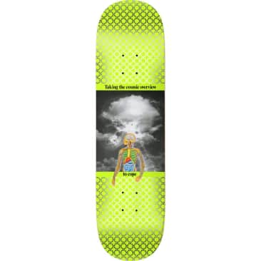 """FUCKING AWESOME COSMIC OVERVIEW NEON GREEN - 8.5"""""""