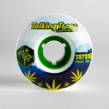 54mm Talking Trees Canna Cruisers 78a (Made with Hemp Oil)