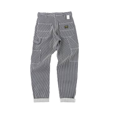 Stan Ray - 80's Painter Pant - Hickory Stripe