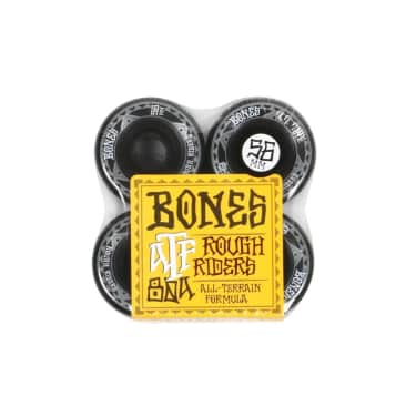 80A ATF Rough Riders Runners - Black - 56mm