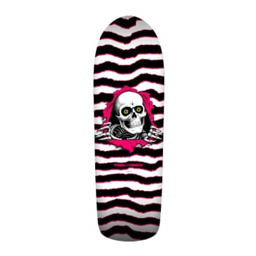 Old School Ripper - White/Pink - 10