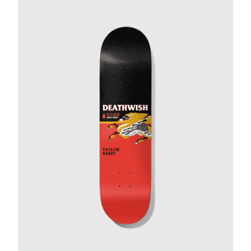 """Deathwish Skateboards Taylor Kirby The Messenger 8.25"""""""