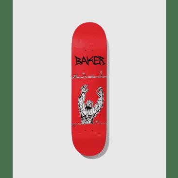 """Baker Skateboards Kader Judgement Day Deck 8.3875"""""""
