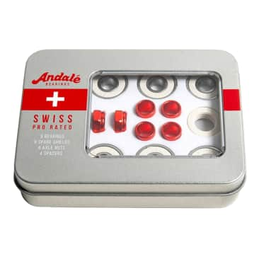 Andale Swiss Pro Rated Bearings Set