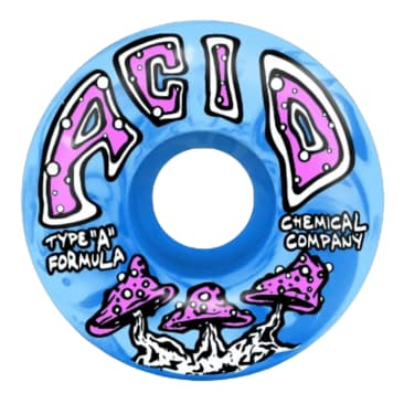 Acid Chemical Wheels Shrooms Type A 52mm,53mm,54mm 99A