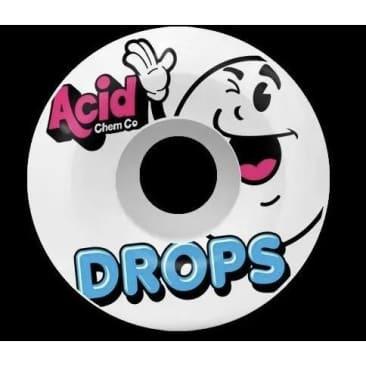 Acid Chemical Co Wheels Drops Side Cuts 55mm,56mm 99a