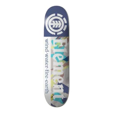 """ELEMENT CAMO CABOURN SECTION SKATEBOARD DECK 8.0"""""""
