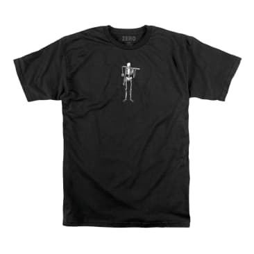ZERO LIVING DEAD EMBROIDERED T-SHIRT
