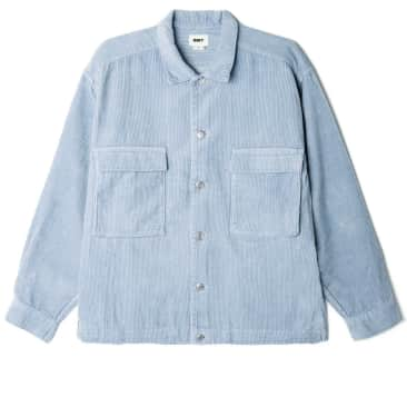 OBEY Theo Cord Shirt Jacket
