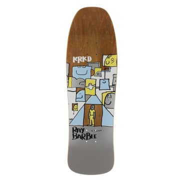 """Krooked Ray Barbee Trifecta 9.5"""" Deck"""