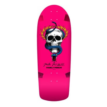 """Powell Peralta McGill Skull and Snake 10"""" Deck - REISSUE LIMIT 1 PER PERSON"""