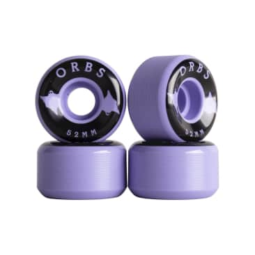 Orbs | 52mm Specter Solids - Lavender - 99a