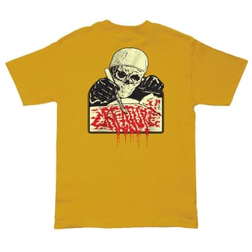 Creature | Doctor Is In Shirt - Antique Gold