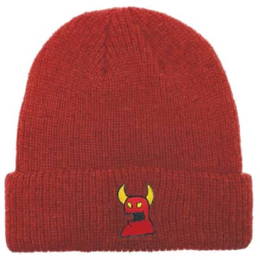 Toy Machine | Sketchy Monster Beanie - Rust