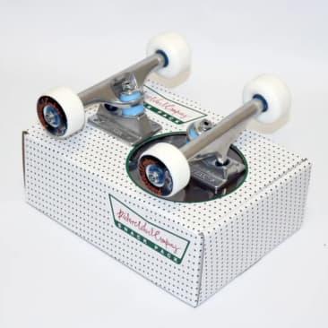 """Picture Snack Pack (Trucks/Wheels/Bearings) 5.25 (7.75""""-8.25"""")"""