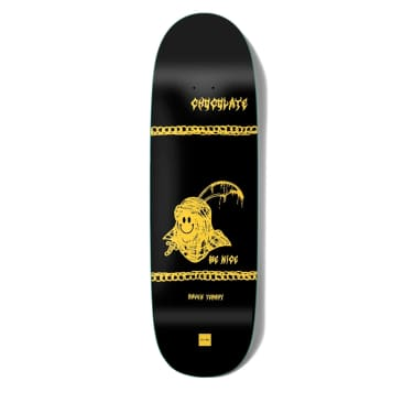 """Chocolate Skateboards Deck Be Nice One Off Raven Tershy Couch 9.25"""""""