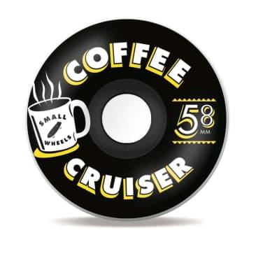 Copy of Sml. Wheels Coffee Cruiser Killer Bees 58mm
