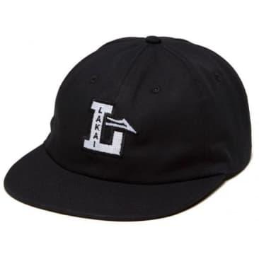 Lakai Letterman Polo Hat Black