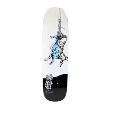 """Welcome Skateboards Fairy Tale Nora Vasconcellos Pro Model on Wicked Queen 8.6"""""""