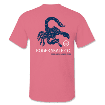 ROGER - Scorched Tee Coral