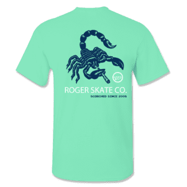 ROGER - Scorched Tee Mint