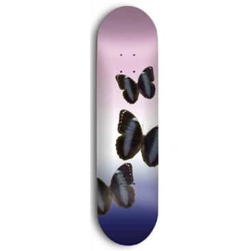 917 - Butterfly Pink Slick - 8.25