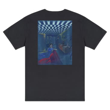 PICTURE SHOW - Blue Lodge Tee Black