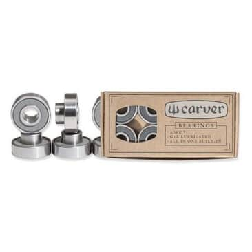 Carver Skateboards - ABEC 7 Bearings With Built In Spacers