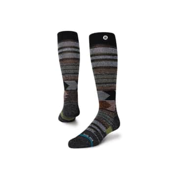 Stance Forest Cover Snow Sock - Large
