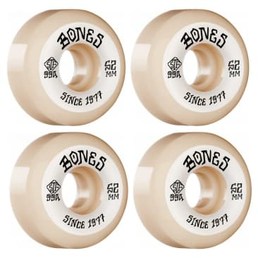 Bones STF Heritage Roots V5 Wheels 52mm