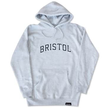 Fifty Fifty Bristol Hood Heather Grey