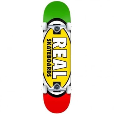 """Real Skateboards Team Edition Oval Complete 8.25"""""""