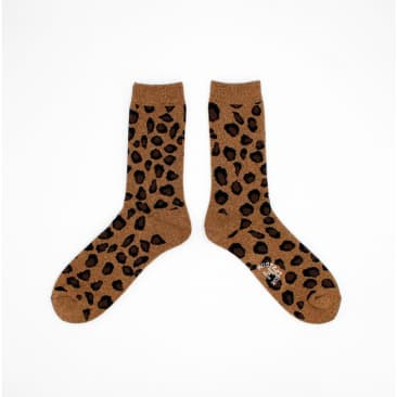 Rostersox Animal Sock - Brown