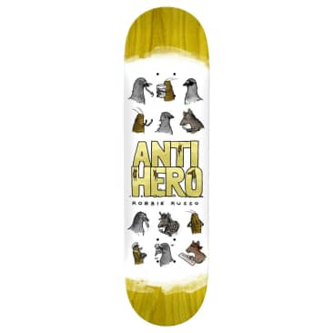 """Anti Hero Russo Usual Suspects Deck - 8.25"""""""