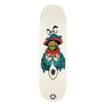 """Welcome skateboards - Victim of Time on Baculus 2 9.00"""" (Bone)"""