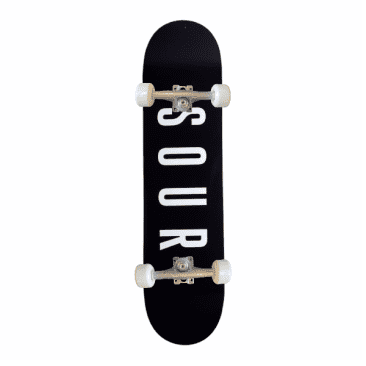 """Sour - Army Black Complete 7.75"""""""