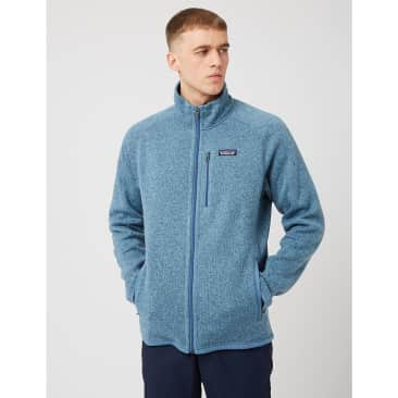 Patagonia Better Sweater Jacket - Pigeon Blue