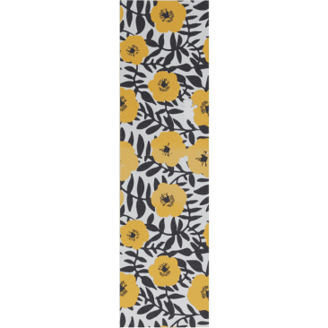 Grizzly Pushing Daisies 9x33 Griptape