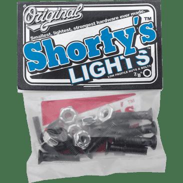 Shorty's 7/8inch allen Hardware set
