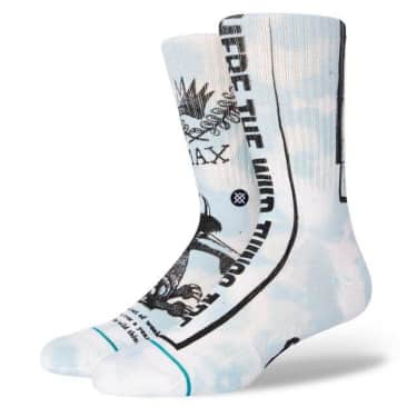 STANCE Where The Wild Things Are Out Of Weeks Socks Blue