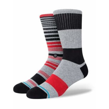 STANCE Suited Socks Heather Grey