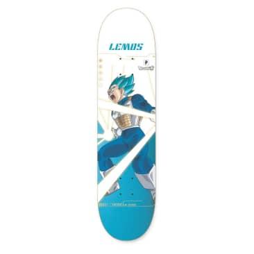 PRIMITIVE Lemos Vegeta SSG 8.25 Skateboard Deck