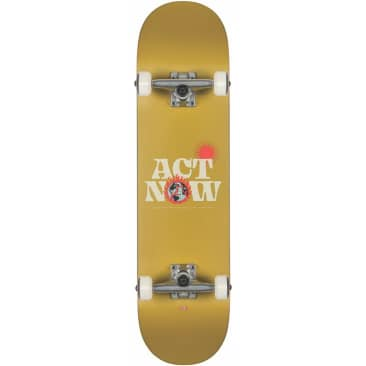 GLOBE G1 Act Now 8.0 Skateboard Complete