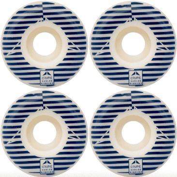CR Grill Wide Shape Wheels 54mm