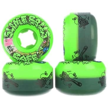 54mm Double Take Cafe Vomit Mini (Green/Green)