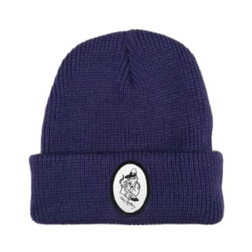 """Toby Zoates """"Coppers"""" Beanie (Navy)"""